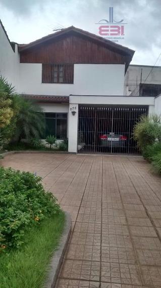 Sobrado Residencial Para Venda E Locação, Santana, São Paulo. - So0608