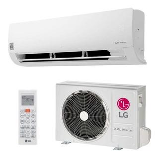 Ar Condicionado Split Inverter12000 Btus Lg Dual Inverter Frio 220v S4-q12ja3wc