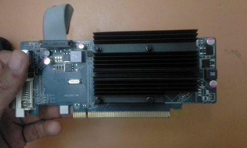 Tarjeta De Video Radeon Hd De 1gb Ddr3
