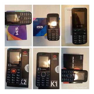 Telefonos Basicos Doble Sim Nuevos Liberados Con Su Acces