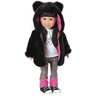 Muñeca De 18 Pulgadas Adora Amazing Girls Zoe 6 Mas Exclusiv