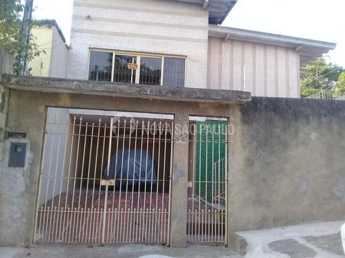Casa À Venda Em Cidade Domitila - Ca000681