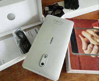 Nuevo Nokia 6 32gb Doble Sim