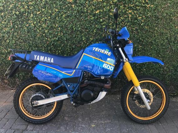 Yamaha Xt 600 Teneré 1989