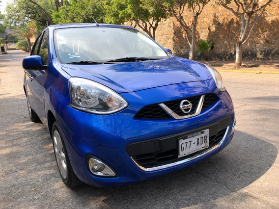 Nissan March Advance Aut. 2016