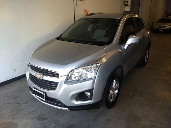 Chevrolet Tracker 1.8 Fwd Ltz Gris Plata