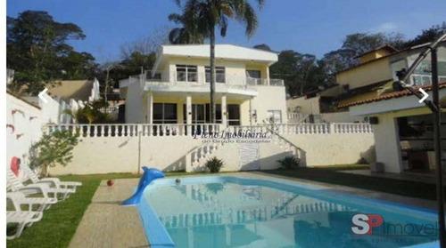 Imagem 1 de 14 de Sobrado Com 3 Dormitórios À Venda, 1200 M² Por R$ 970.000,00 - Serra Da Cantareira - Mairiporã/sp - So0126