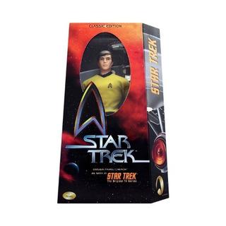 Star Trek, Edicion Clasica, Chekov, Figura De 11 Pulgadas Co