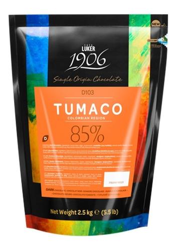 Chocolate Oscuro Real Tumaco 85% 2.5 - kg a $34300