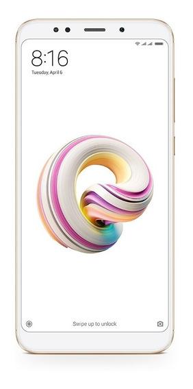 Tel. Celular Xiaomi Redmi 5 Plus + Auriculares Inal.sports B