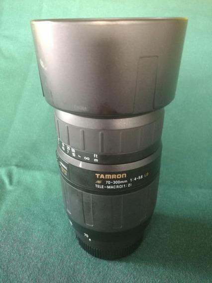 Tamron Tele-macro 1:2 Af 70-300mm 1:4-5.6 Ld