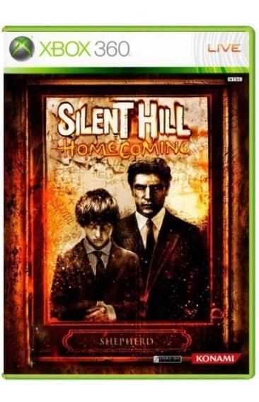 Silent Hill Homecoming Xbox 360 Original