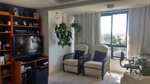 Apartamento Com 1 Quarto Para Alugar, 58 M² Por R$ 1.540/mês - Rio Vermelho - Salvador/ba - Ap2514