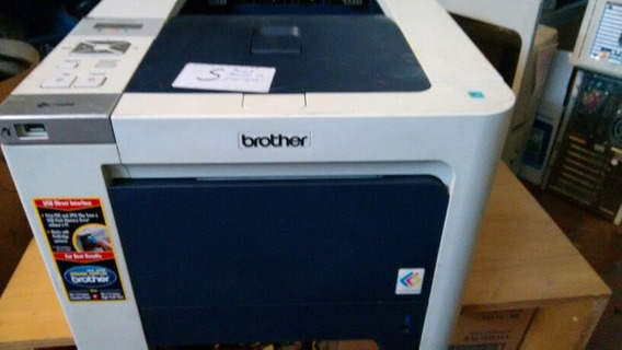 Multifuncional Brother Hl-4040cn Com Tonner
