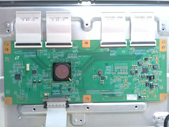 Placa Tcon C/4 Flets Tv Led Sony Kdl-55hx755