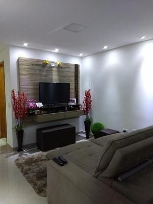 Cobertura Com 3 Dormitórios À Venda, 128 M² Por R$ 387.000 - Vila Metalúrgica - Santo André/sp - Co0052