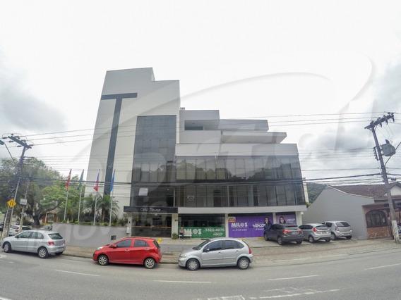 Loja Comercial No Bairro Ponta Aguda, Edifício Cald Tower, Com Aprox 49m² 1 Garagem - 3571559l
