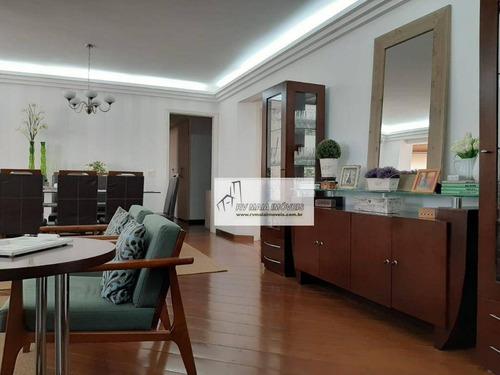 Apartamento Com 3 Dormitórios À Venda, 128 M² Por R$ 550.000,00 - Centro - Sorocaba/sp - Ap1092