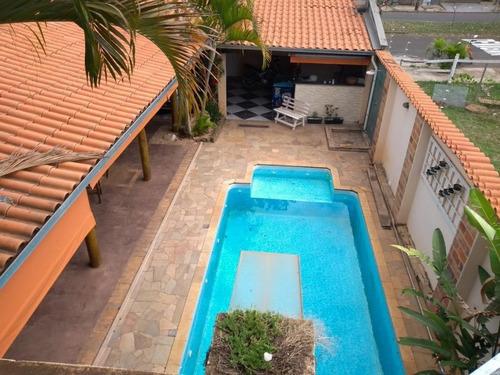 Imagem 1 de 22 de Casa À Venda - Loteamento Santa Rosa - Piracicaba/sp - Ca1960
