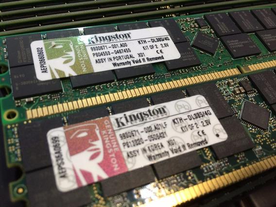 Memoria 2gb Registrada Pc-3200r 400mhz Hp Workstation Xw9300