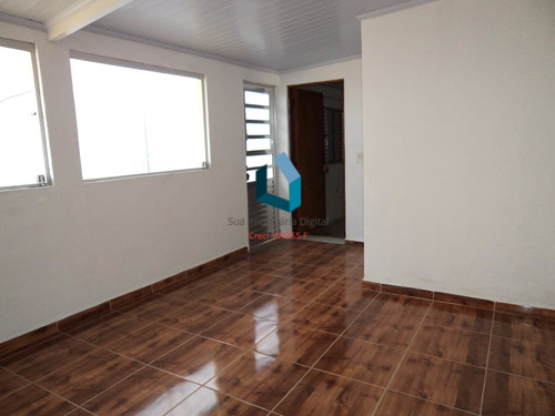 Casa Para Alugar No Bairro Sítio Dos Vianas - Santo André/sp - 137