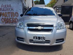 Chevrolet Aveo Gnc 2010
