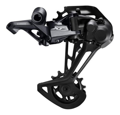 Imagen 1 de 1 de Cambio Mtb Shimano Deore Xt M8100 Sgs Shadow Rd+ 12v - Ciclos