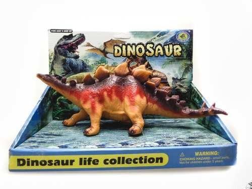 Dinosaurio Coleccionable Stegosaurus Original Nenes