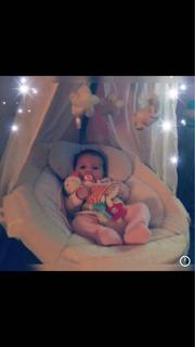Mecedora Para Bebé Con Luces Y Musical