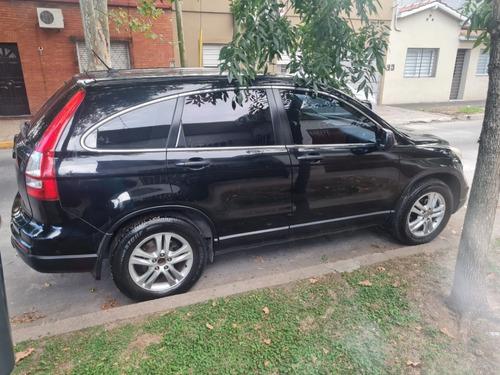 Honda Cr-v 2.4 Lx At 2wd 2010  (mexico) Unica Mano!!! Al Dia
