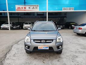 Kia Sportage Ex 2.0 16v 2010 2ª Dona Novíssimo Automático