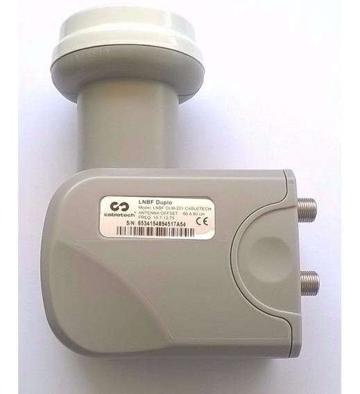 Lnb Universal Ku Duplo 10 Pçs + 10 Diplexer