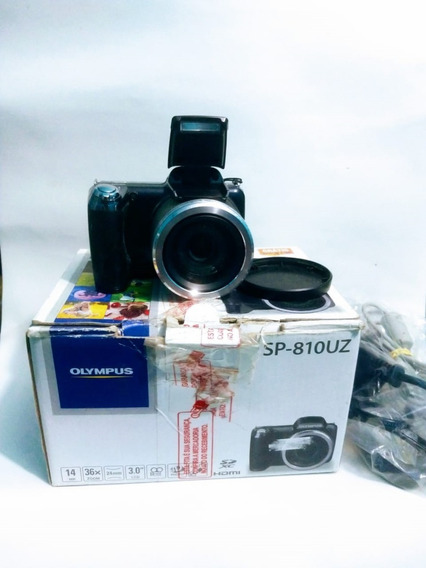 Camera Fotografca Digital Olympus Sp810uz