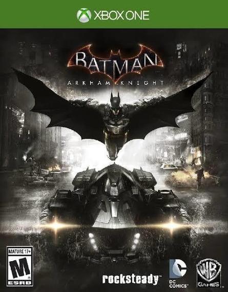 Batman Arkhan Knight (frete Grátis) Xbox One - Mídia Física
