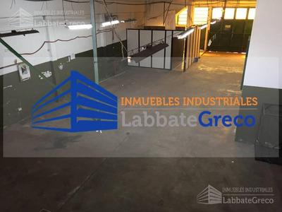 Inmueble Industrial - Alquiler - 450m2 - Pompeya