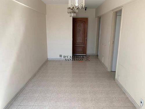 Apartamento À Venda, 58 M² Por R$ 350.000,00 - Mooca - São Paulo/sp - Ap0299