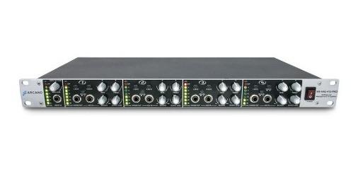 Amplificador De Som Arcano P/ Fones De Ar-hae-412-pro Ouvido