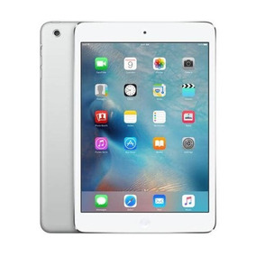iPad Mini Tela Retina Apple Wi-fi 16gb Prata Me279br/a