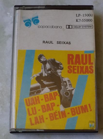 Fita K 7 Raul Seixas Uah-bap-lu-bop-lah-béin-bum !