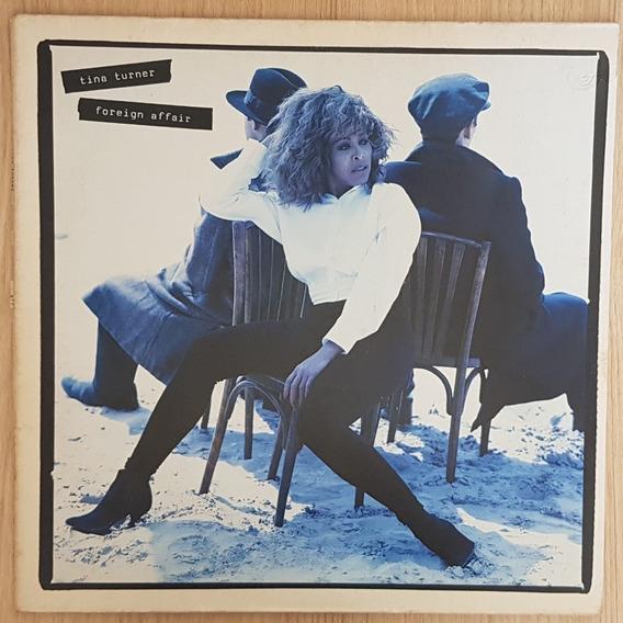 Lp Tina Turner-foreigner Affair - 1989