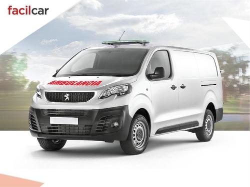 Peugeot Expert Ambulancia Año 2021 0 Km!!