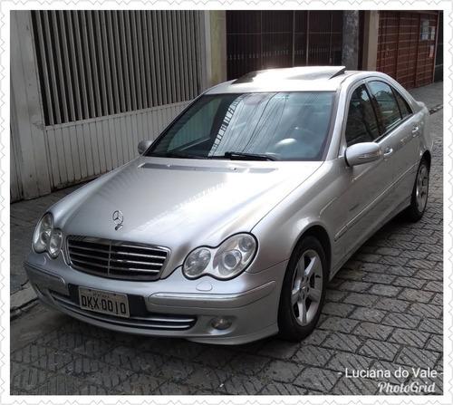 Imagem 1 de 13 de Mercedes-benz Classe C 1.8 Avantgard