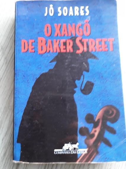 Livro Xango De Baker Street - Jo Soares Detetive Literatura