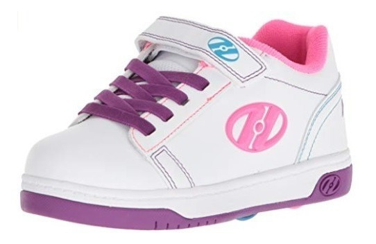 Zapatos Con 2 Ruedas Heelys Dualup X2 G T31,32,33