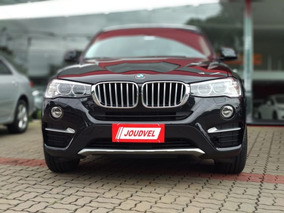Bmw X4 Xdrive 28i 2017 Preto Gasolina