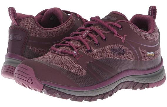 Zapato De Senderismo Impermeable Keen Terradora Low