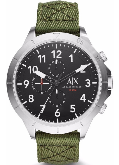 Relógio Armani Exchange Aeroracer Ax1759