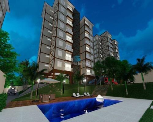 Imagem 1 de 25 de Lançamento Atibaia Porto Fino - Apartamento Na Planta E Sem Burocracia - Ap01475 - 69736081