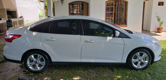 Ford Focus Iii 1.6 Sedan S 2014