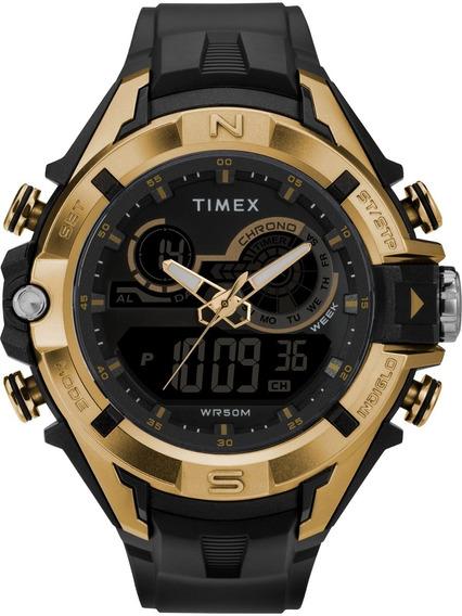 Reloj Timex Digital Tw5m231009j 47mm Hombre